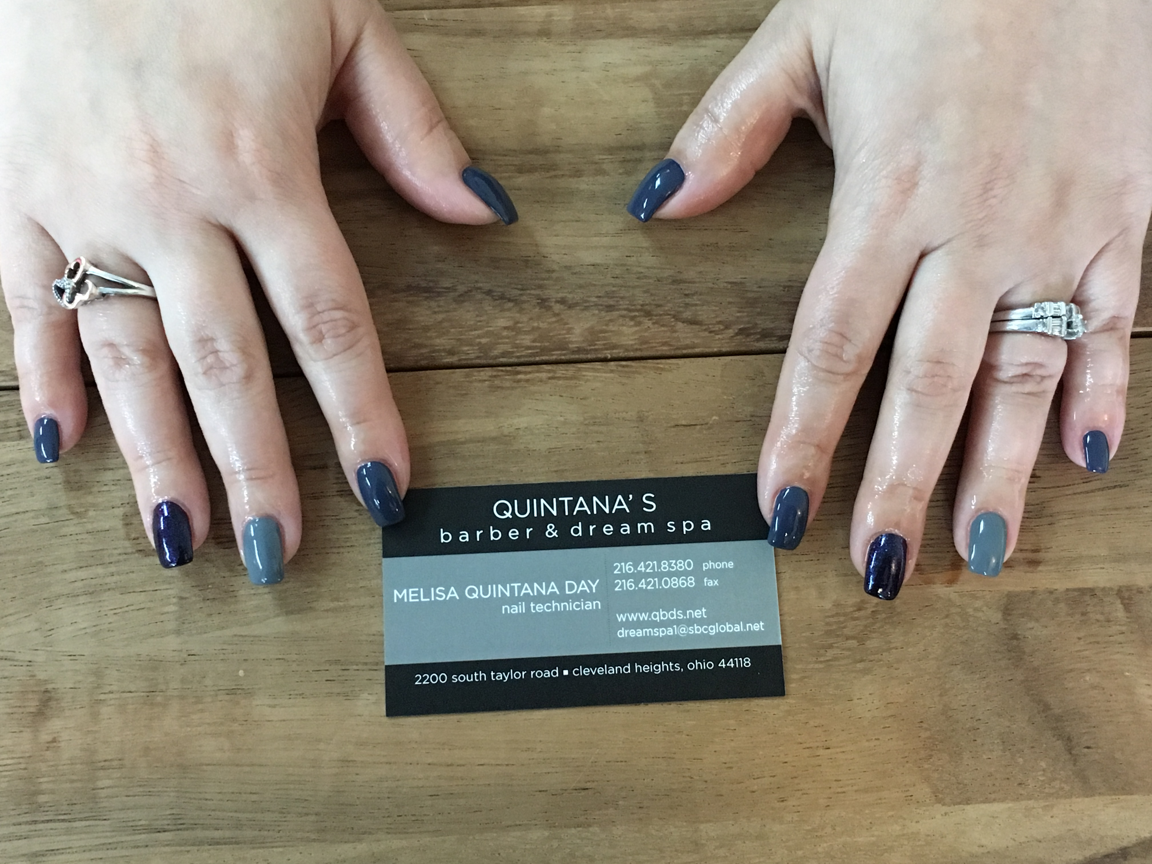 Manicures & Nail Care – Quintana\'s